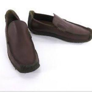 Women's Clark's Wallabees Moc Toe loafer